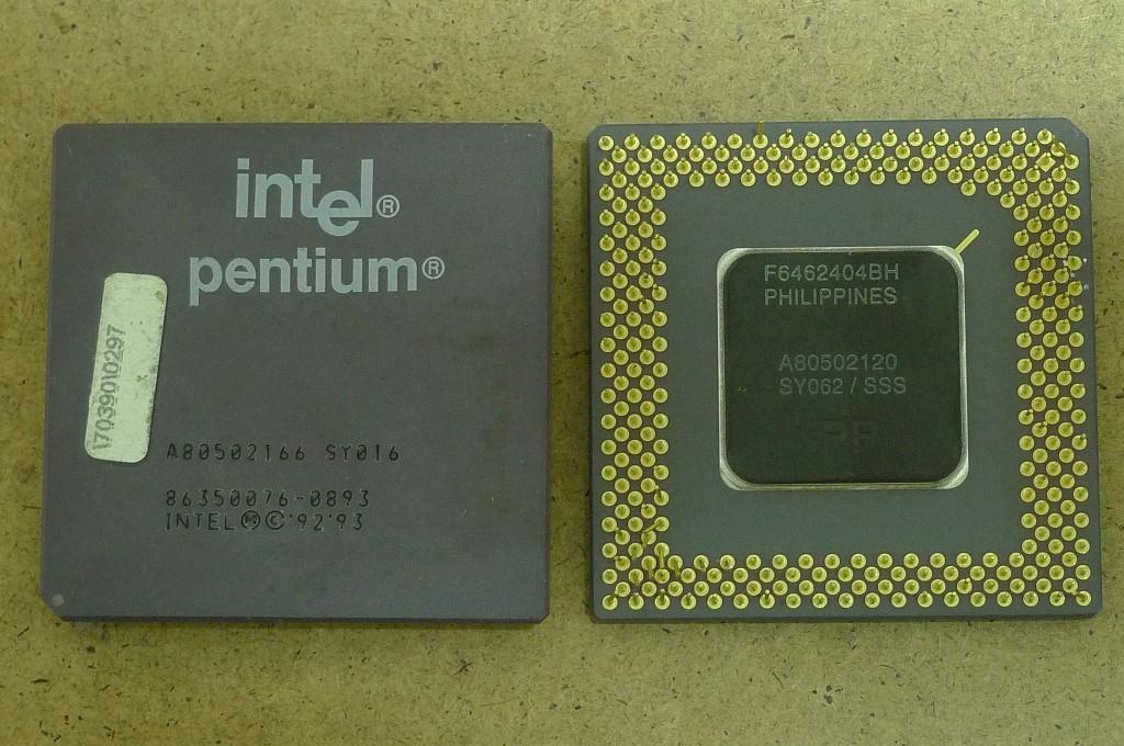 CPU keramika
