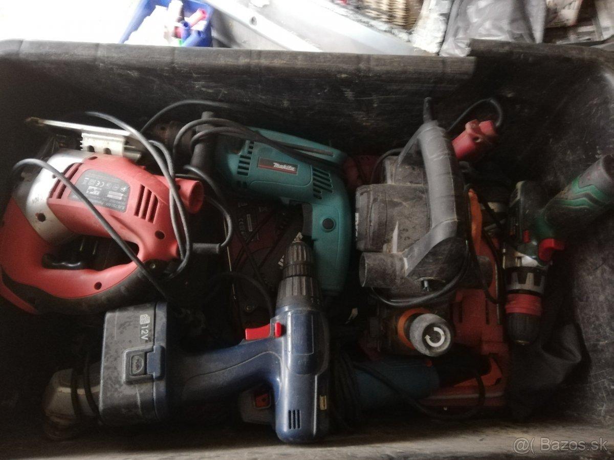 Elektrické náradie 220v, čerpadlá